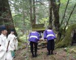 御小屋明神社祭が行われました