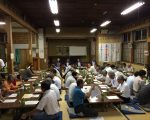 第2回 区長・氏子総代・御頭郷幹事 合同会議が開催されました