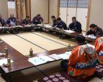 第9回富士見町木遣りコンクール開催会議が行われました
