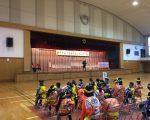 富士見町木遣りコンクールが開催されました