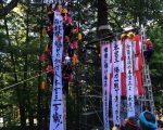 里曳き3日目「本宮三 上社の杜で 神となる」